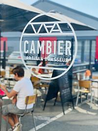Infos estivales brasserie Cambier