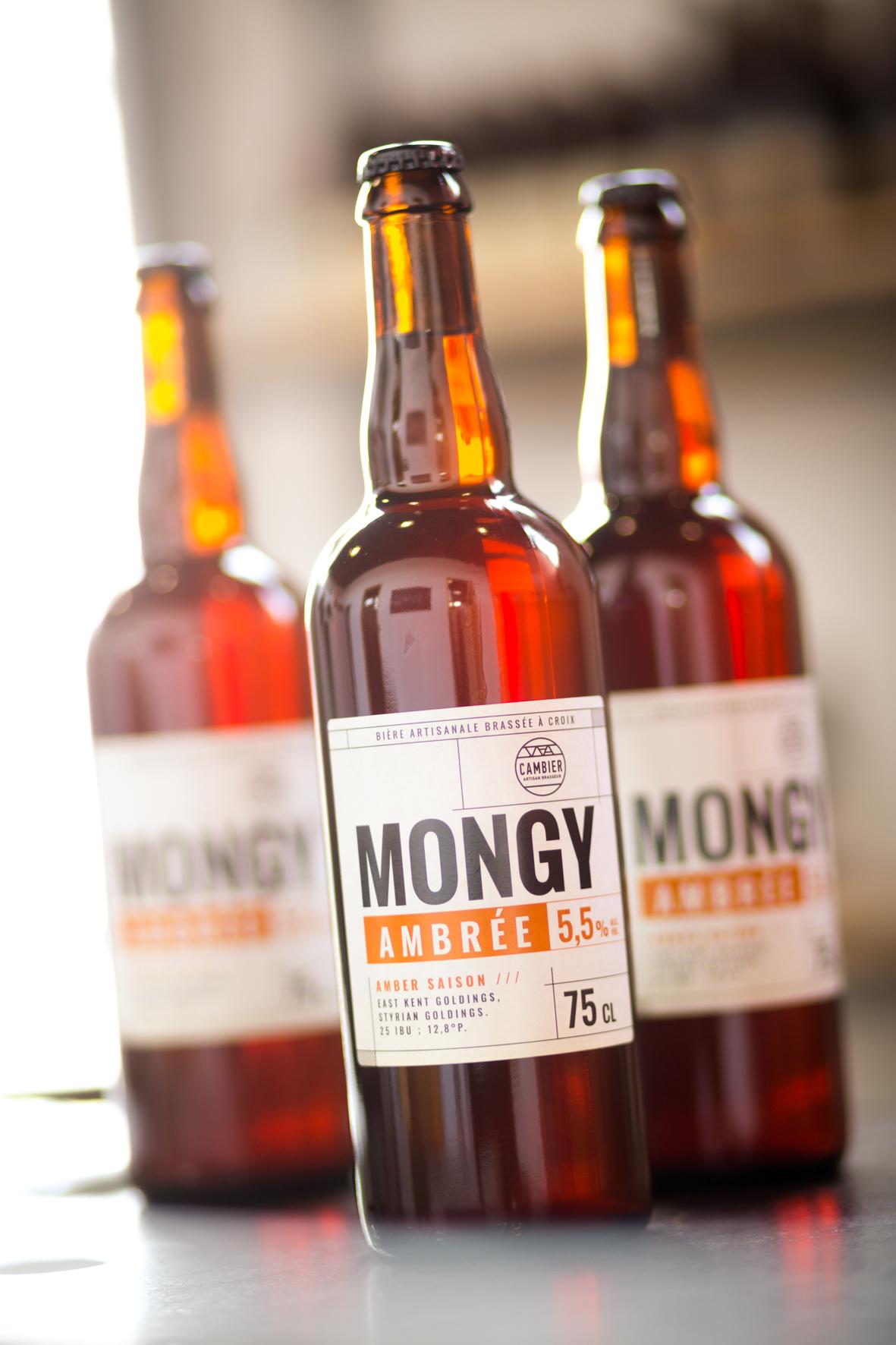 Mongy Ambrée