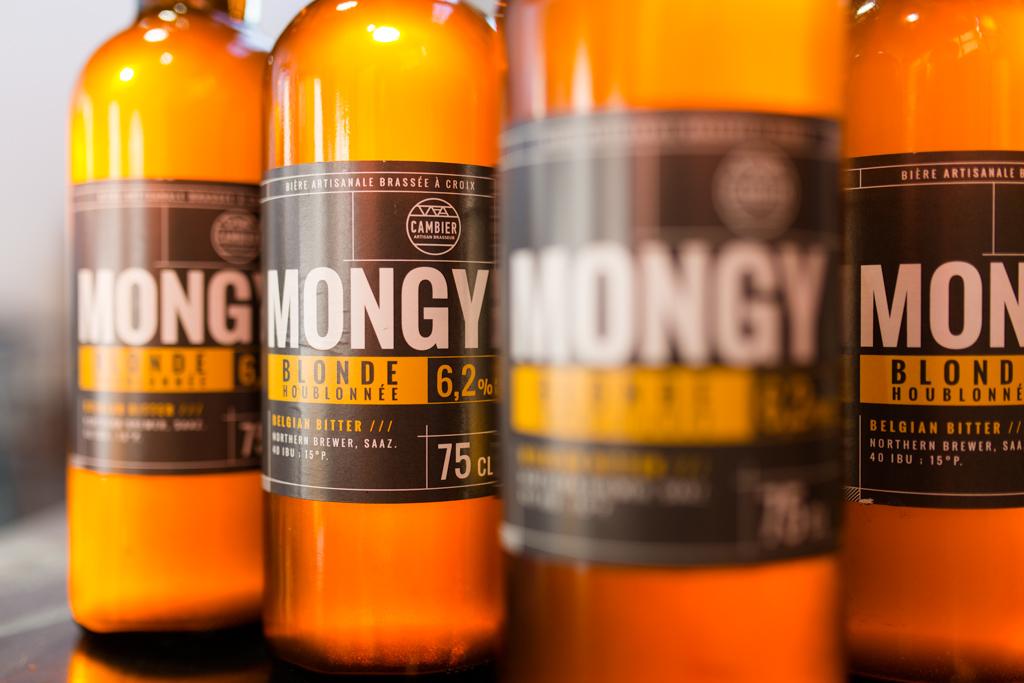 Mongy Blonde Houblonnée