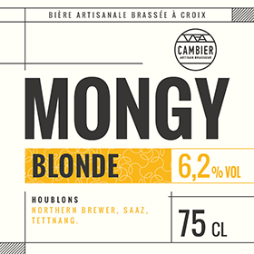 MONGY Blonde